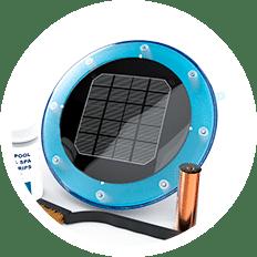 Ionizador Solar Dunner